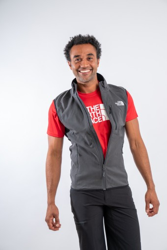 THE NORTH FACE M NIBLE VEST...