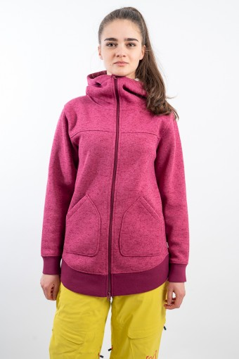 BURTON W MINXY FLC FZ DRESS...