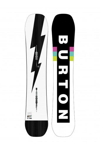 BURTON CUSTOM 156 SNOWBOARD...
